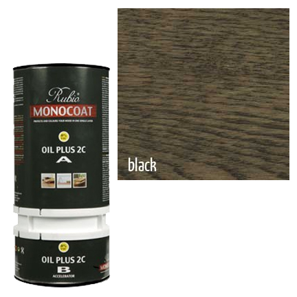 Rubio Monocoat Oil Plus 2C - Black