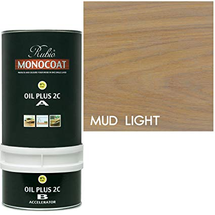 Rubio Monocoat Oil Plus 2C - Mud light